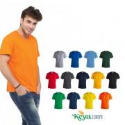Camiseta publicidad color adulto Keya MC150