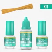 Kit Completo Tratamento Unhas