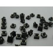 Micro switch push buton SMD 4pini 6x6x5 mm