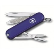 Victorinox Classic SD Blue 7 Function Swiss Army Knife(Blue)
