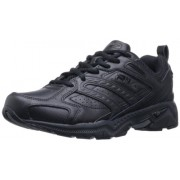 Fila Men's Capture Running Shoe,Triple Black,10 M US