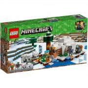 Lego Minecraft: El iglú polar (21142)