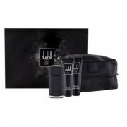 Dunhill Icon Elite set cadou EDP 100 ml + Gel de dus 90 ml + Balsam dupa barbierit 90 ml + Borseta cosmetice pentru bărbați