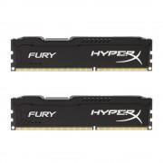 Memorie DDR3 16 GB 1600 MHz Kingston HyperX Fury Black HX316C10FB/8 - second hand