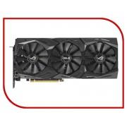 Видеокарта ASUS GeForce RTX 2060 1365Mhz PCI-E 3.0 6144Mb 14000Mhz 192 bit 2xDP 2xHDMI ROG-STRIX-RTX2060-A6G-GAMING