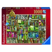 PUZZLE LIBRARIA BIZARA, 1000 PIESE (RVSPA19226)