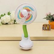 Kid Baby Safety Mini Clip Fan Small Stroller Pram Cooler