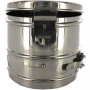 cestello drum per sterilizzazione in acciaio inox - autoclavabile - ø1
