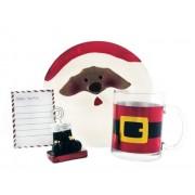 Kit Servizio da Benvenuto e Lettera per Babbo Natale