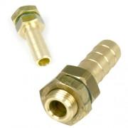 Hinkgenomföring med o-ring o kontramutter f 10 mm hål