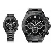 Hugo Boss HB1512961 Black Stainless Chronograph Steel Men's Watch