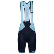 Santini Sleek 99 Bib Shorts - L - Nautica Blue