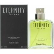 Calvin Klein Eternity Eau de Toilette 200ml Vaporizador