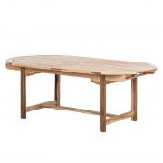 Uitschuifbare tafel Ohio II