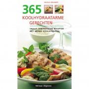 Spiru Pending: KNV bij Moniaal - 365 Koolhydraatarme recepten (216 pag. paperback)