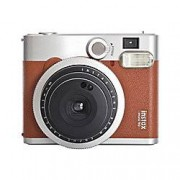 Fuji Instant Camera Instax Mini 90 Brown