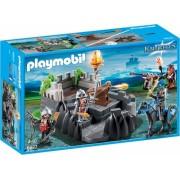 Fortul Cavalerilor Dragoni Knights Playmobil