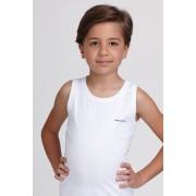 Basic fiú alsó trikó fehér fehér