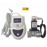 Detector de gaz cu electrovana SicurGAS 3/4