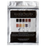 Hårfiber.nu Jason By Sweden - Refillpack 30g - Light Brown - Ljusbrun