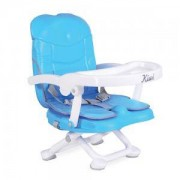 Детско повдигащо столче за хранене Cangaroo Kiwi, синьо, 3800146238247