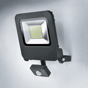 Proiector Osram LED Floodlight 50W 830 corp gri senzor 4000lm IP44