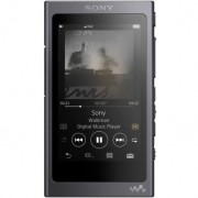 Reproductor MP3 MP4 MP5 Sony NW-A45HN Negro Auriculares