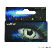 Lentile contact petrecere halloween HAUNTED - 58332