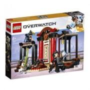 Lego Klocki LEGO Overwatch Hanzo vs. Genji (75971)