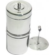 EveryDay Stainless Steel Filter Coffee Up to 2 cups Decoction,Drip Maker Indian Coffee Filter(200 ml)