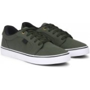 DC ANVIL TX Canvas For Men(Green)