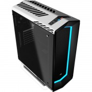 Caixa AEROCOOL PROJECT 7 ATX/Micro-ATX /Mini-ITX/Midi-Tower c/ Window 2xUSB2.0/USB3.0 White - P7C1WG