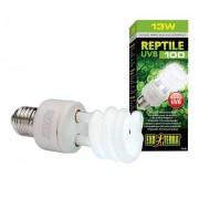Exo Terra Reptile UVB100 Tropical Terrarium Bulb 13W