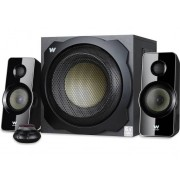 WOXTER Altavoces con subwoofer WOXTER Big Bass 260 (PC - 150 W - Control de volumen)