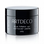 Artdeco eye make up remover pads oily remover pads oily, 60 ud