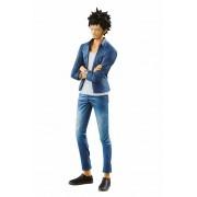 One Piece Jeans Freak The Last World Figure Trafalgar Law 21 cm