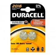 DURACELL 2016 Lithium Batteries Duralock