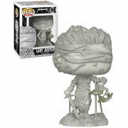 Funko Pop Lady Justice de Metallica