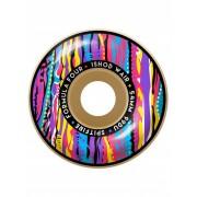 SPITFIRE - koslieska F4 99 ISHOD JUICY C 52 multicolor Velikost: 52