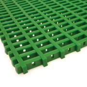 Zelená olejivzdorná protiskluzová průmyslová univerzální rohož - 1000 x 60 x 1,2 cm (80000844) FLOMAT