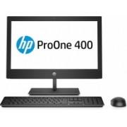 HP ProOne 400 G4 All-in-One 23'', Intel Core i3-8100T 3.10GHz, 4GB, 1TB, Windows 10 Pro 64-bit, Negro