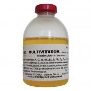 Solutie injectabilă MULTIVITAROM 50 ml