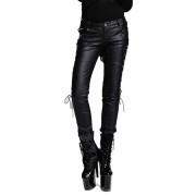 pantalon pour femmes DEVIL FASION - Gothic Alcina - DVPT004