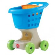 Step2 Little Helper's Shopping Cart, Blue