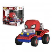 Funko Pop! Vinyl Marvel Comics - Spidermobile Figura Pop! Vinyl Esclusiva