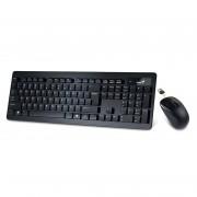 Kit Tastatura + Mouse Genius Slimstar 8005 Black