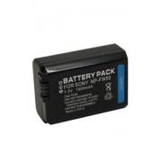 Sony Alpha A7 II battery (1500 mAh, Black)