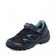Lowa Innox Pro GTX Outdoorschuh - Mädchen - blau, jetzt im Angebot