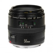 Objektiv za digitalne foto-aparate Canon EF 50mm 1:2,5 Macro