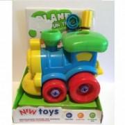 Jucarie Trenulet Funny Toys